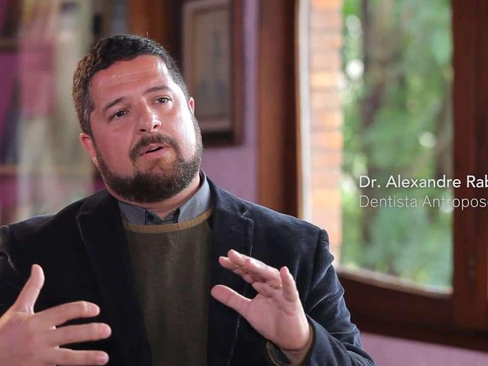 Alexandre Rabboni, dentista